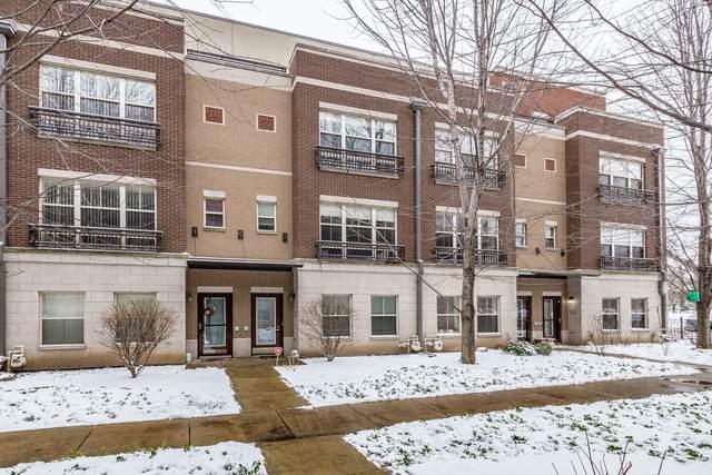 1227 W Arthington Street #1227, Chicago, IL 60607 (MLS #10649869) :: Littlefield Group