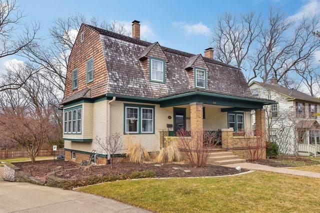 818 Golf Lane, Wheaton, IL 60189 (MLS #10649872) :: Angela Walker Homes Real Estate Group