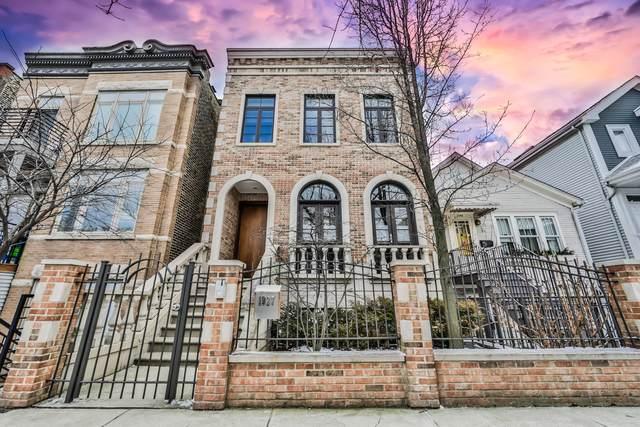 1927 N Wood Street, Chicago, IL 60622 (MLS #10649898) :: John Lyons Real Estate