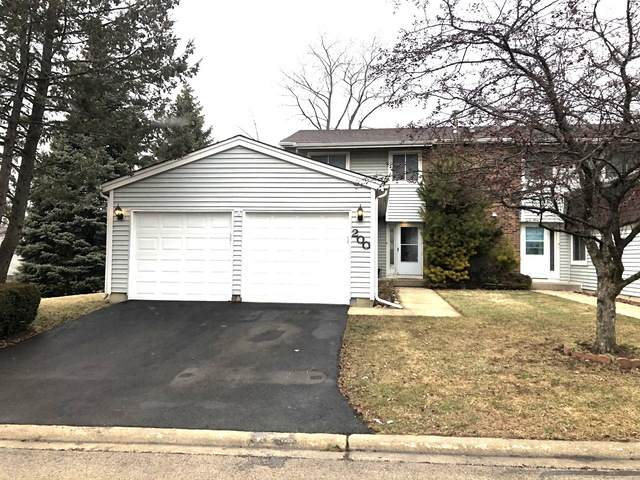 200 Walker Drive, Bolingbrook, IL 60440 (MLS #10649904) :: Littlefield Group
