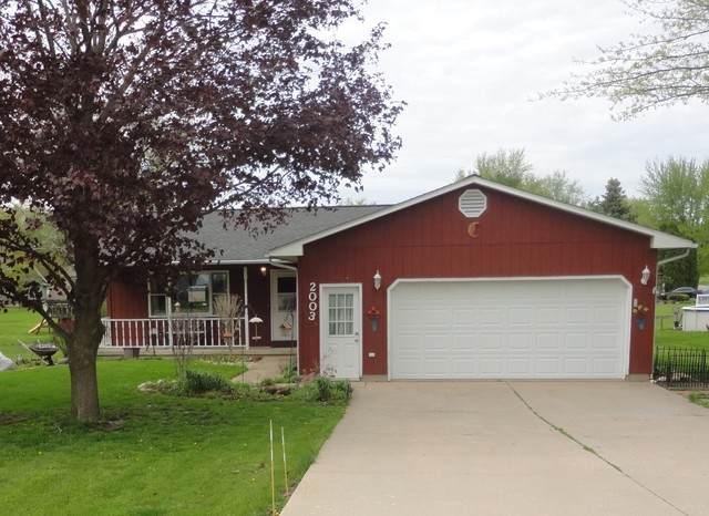 2003 Rosemary Circle, Lake Holiday, IL 60548 (MLS #10649962) :: John Lyons Real Estate