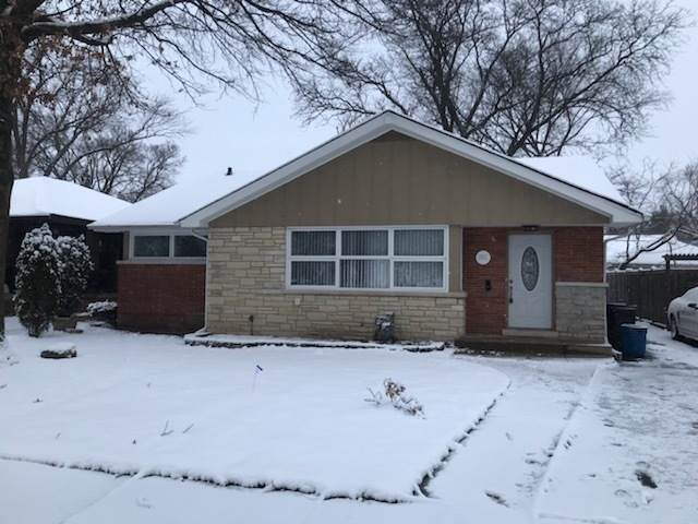 313 Augusta Street, Maywood, IL 60153 (MLS #10649973) :: The Perotti Group | Compass Real Estate