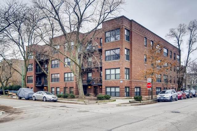 5028 N Hermitage Avenue #3, Chicago, IL 60640 (MLS #10649985) :: John Lyons Real Estate