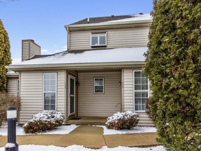 106 Chesterfield Court #106, Bourbonnais, IL 60914 (MLS #10650004) :: Angela Walker Homes Real Estate Group