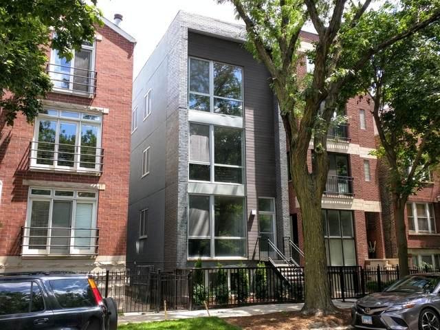 2331 N Leavitt Street #2, Chicago, IL 60647 (MLS #10650031) :: John Lyons Real Estate