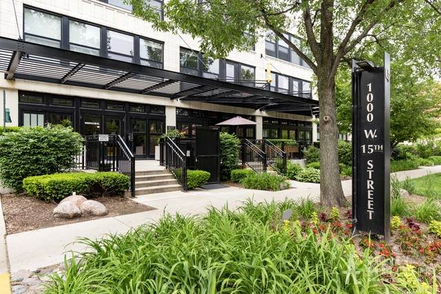 1000 W 15TH Street #337, Chicago, IL 60608 (MLS #10650036) :: Helen Oliveri Real Estate