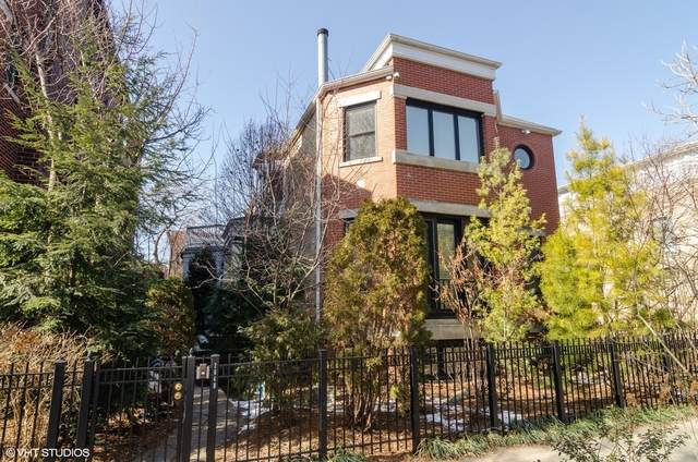 2640 N Bosworth Avenue, Chicago, IL 60614 (MLS #10650063) :: John Lyons Real Estate
