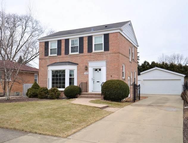 418 N Eastwood Avenue, Mount Prospect, IL 60056 (MLS #10650148) :: Helen Oliveri Real Estate