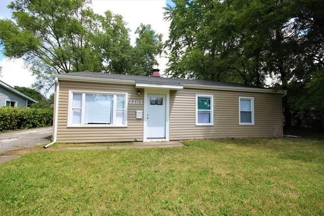 2207 220th Street, Sauk Village, IL 60411 (MLS #10650195) :: Property Consultants Realty