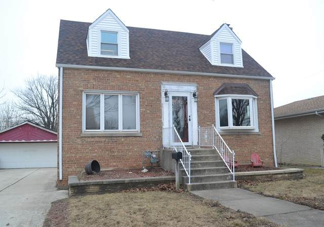 9516 Major Avenue, Oak Lawn, IL 60453 (MLS #10650197) :: Property Consultants Realty