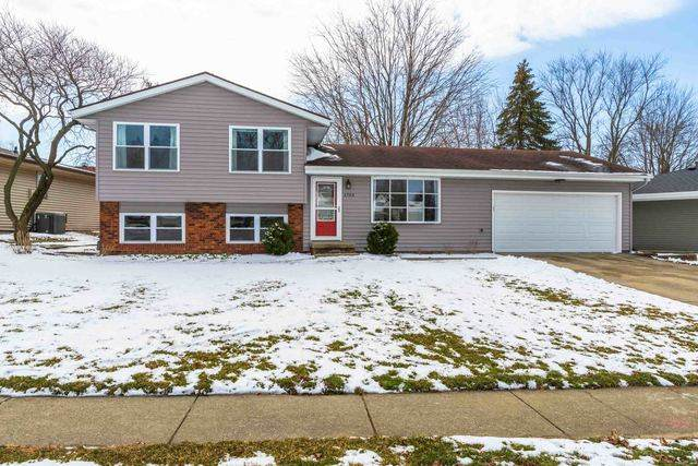 1703 Cook Drive, Normal, IL 61761 (MLS #10650202) :: Janet Jurich
