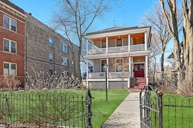 227 Clinton Avenue, Oak Park, IL 60302 (MLS #10650207) :: Janet Jurich