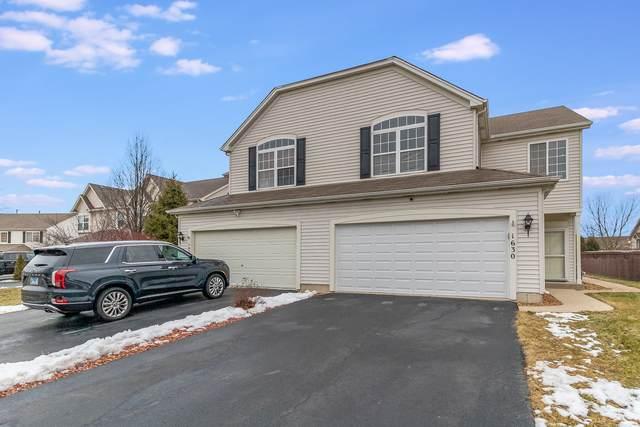 1630 Grove Court #1630, Lockport, IL 60441 (MLS #10650216) :: Janet Jurich