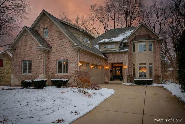 644 N Wright Street, Naperville, IL 60563 (MLS #10650218) :: Janet Jurich