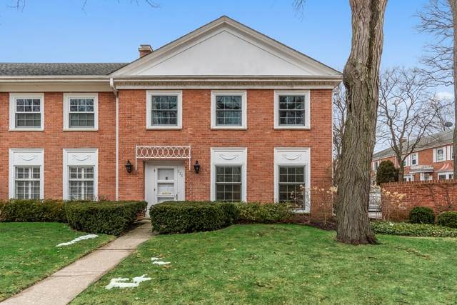 335 Greenleaf Avenue, Wilmette, IL 60091 (MLS #10650243) :: Helen Oliveri Real Estate