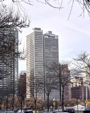 1110 N Lake Shore Drive 36-S, Chicago, IL 60611 (MLS #10650350) :: Helen Oliveri Real Estate