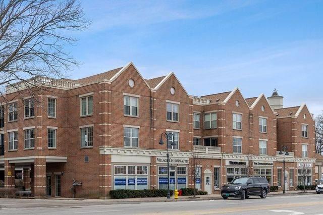1621 Glenview Road #325, Glenview, IL 60025 (MLS #10650364) :: Helen Oliveri Real Estate