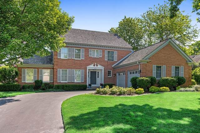 2417 Indian Ridge Drive, Glenview, IL 60026 (MLS #10650393) :: Helen Oliveri Real Estate