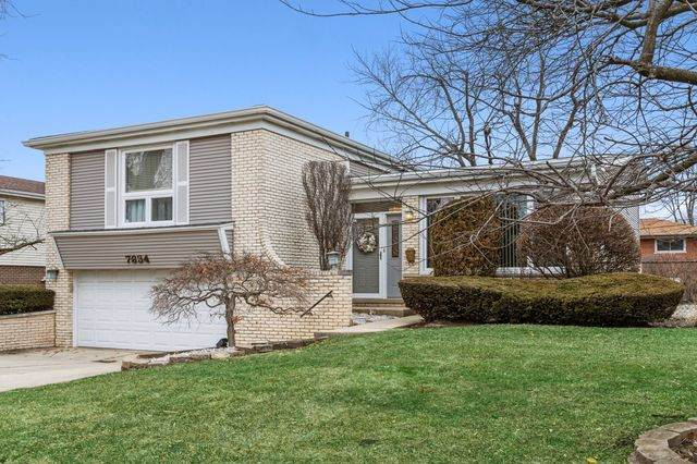 7634 Arcadia Street, Morton Grove, IL 60053 (MLS #10650404) :: Helen Oliveri Real Estate