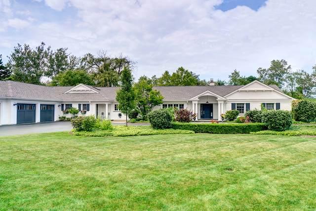 2291 Birchwood Lane, Northfield, IL 60093 (MLS #10650436) :: Helen Oliveri Real Estate