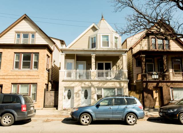 5009 N Western Avenue, Chicago, IL 60625 (MLS #10650439) :: John Lyons Real Estate