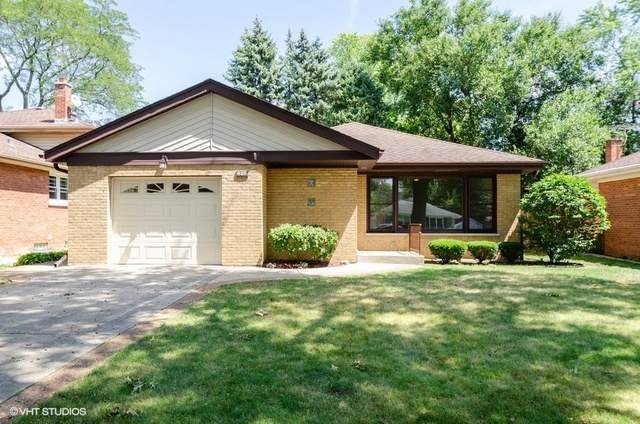 639 Forestview Avenue, Park Ridge, IL 60068 (MLS #10650461) :: Helen Oliveri Real Estate