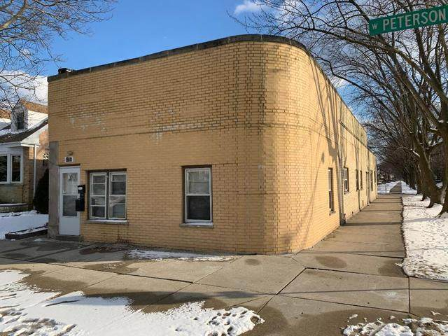 6259 W Peterson Avenue, Chicago, IL 60646 (MLS #10650465) :: Helen Oliveri Real Estate