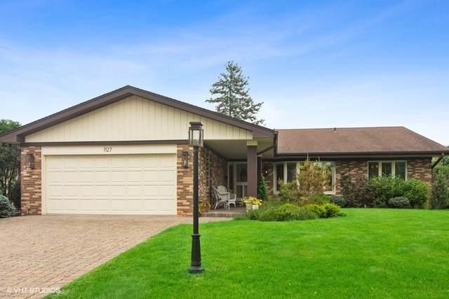 1127 S Highland Avenue, Arlington Heights, IL 60005 (MLS #10650466) :: Helen Oliveri Real Estate
