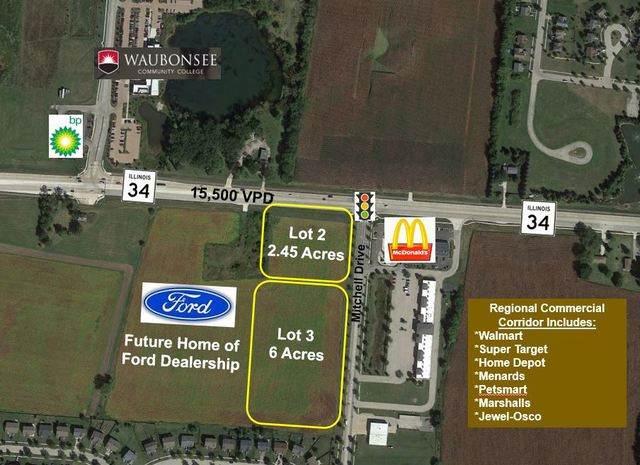 0 Illinois Route 34 & Mitchell Drive - Photo 1
