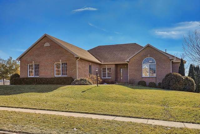 3201 Sandhill Lane, Champaign, IL 61822 (MLS #10650523) :: Helen Oliveri Real Estate