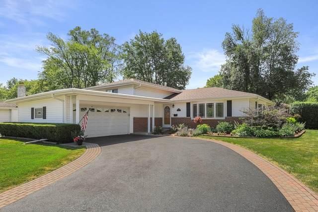 3431 Bellwood Lane, Glenview, IL 60025 (MLS #10650529) :: Helen Oliveri Real Estate