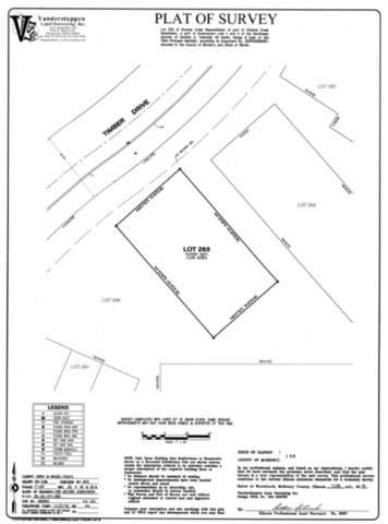 Lot 255 Timber Drive, Harvard, IL 60033 (MLS #10650534) :: John Lyons Real Estate