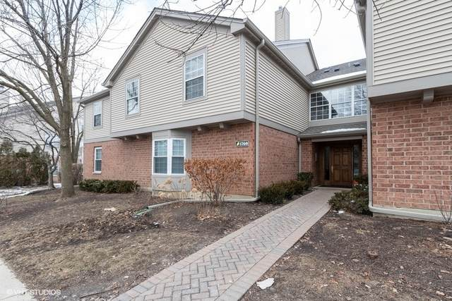 1760 Eastwood Court #10, Schaumburg, IL 60195 (MLS #10650537) :: Property Consultants Realty