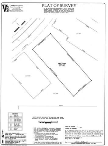Lot 256 Timber Drive, Harvard, IL 60033 (MLS #10650544) :: John Lyons Real Estate
