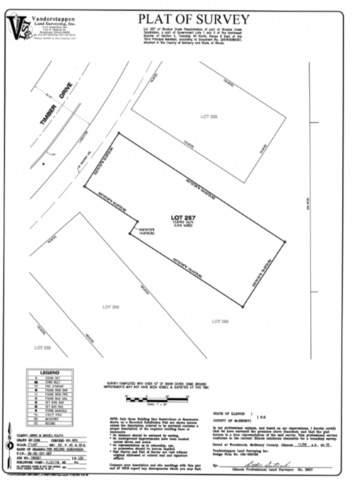 Lot 257 Timber Drive, Harvard, IL 60033 (MLS #10650553) :: John Lyons Real Estate