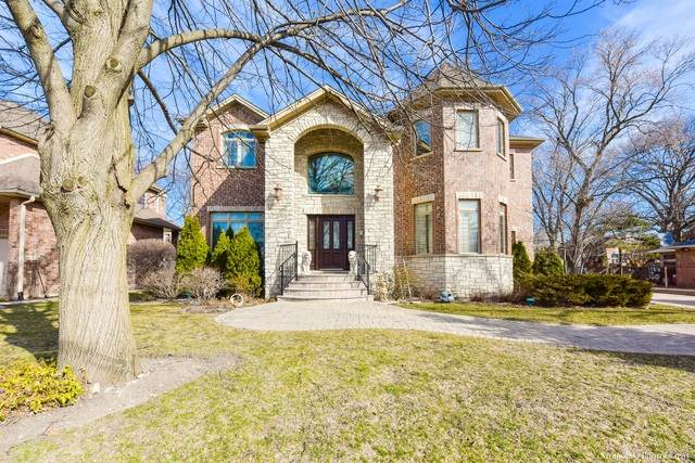 2412 Manor Lane, Park Ridge, IL 60068 (MLS #10650571) :: Helen Oliveri Real Estate