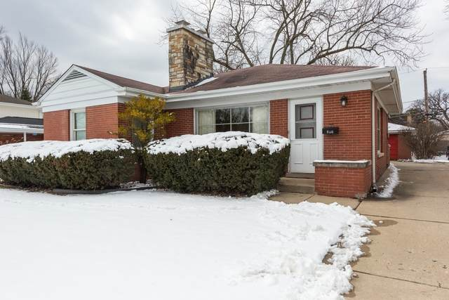520 N Redfield Court N, Park Ridge, IL 60068 (MLS #10650599) :: Helen Oliveri Real Estate