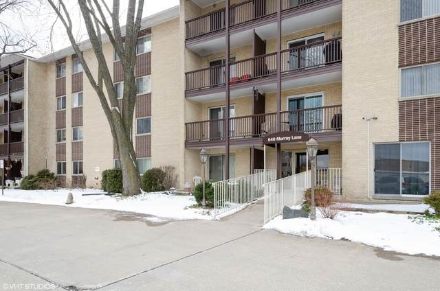 640 Murray Lane #202, Des Plaines, IL 60016 (MLS #10650605) :: Helen Oliveri Real Estate