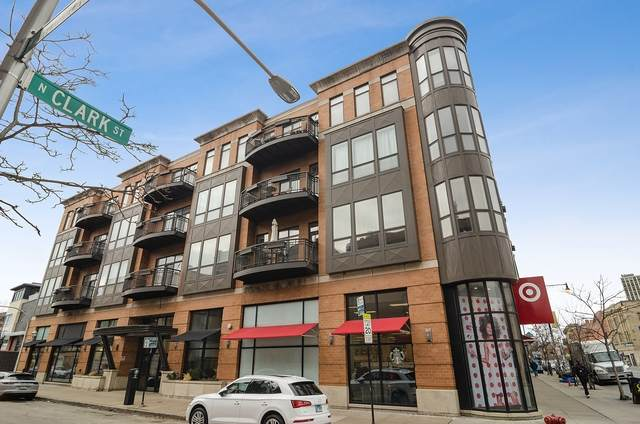 600 W Drummond Place #318, Chicago, IL 60614 (MLS #10650631) :: John Lyons Real Estate