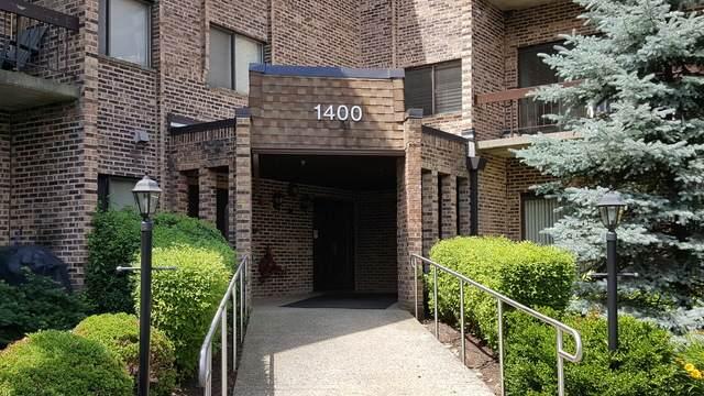 1400 N Elmhurst Road #101, Mount Prospect, IL 60056 (MLS #10650639) :: Helen Oliveri Real Estate