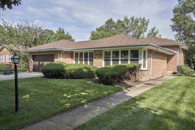 2712 Birchwood Avenue, Wilmette, IL 60091 (MLS #10650658) :: Property Consultants Realty