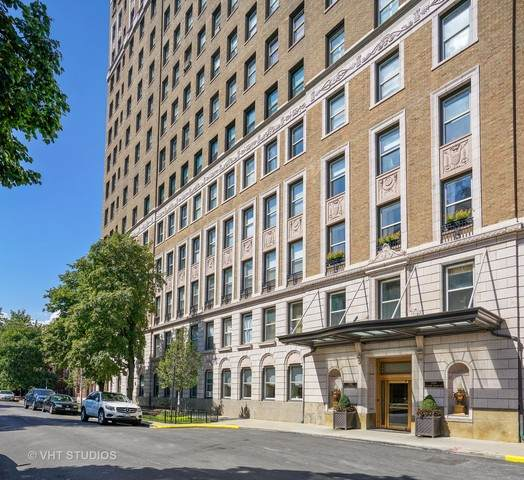 3500 N Lake Shore Drive 13A, Chicago, IL 60657 (MLS #10650667) :: Helen Oliveri Real Estate