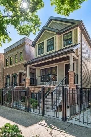 2143 W Melrose Street, Chicago, IL 60618 (MLS #10650685) :: Helen Oliveri Real Estate