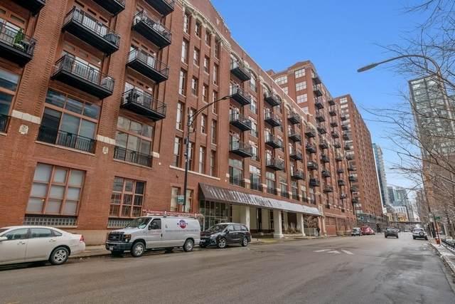 360 W Illinois Street 10C, Chicago, IL 60654 (MLS #10650693) :: Helen Oliveri Real Estate
