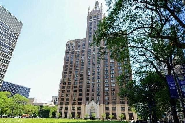 680 N Lake Shore Drive #513, Chicago, IL 60611 (MLS #10650717) :: Helen Oliveri Real Estate