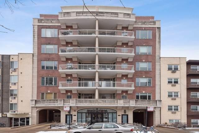 508 W Melrose Street 5C, Chicago, IL 60657 (MLS #10650725) :: Helen Oliveri Real Estate