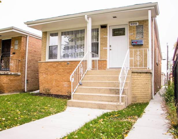 9955 S Perry Avenue, Chicago, IL 60628 (MLS #10650731) :: Helen Oliveri Real Estate