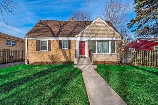 6 Elm Street, Glenview, IL 60025 (MLS #10650742) :: Helen Oliveri Real Estate