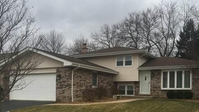 4909 Lorin Lane, Oak Forest, IL 60452 (MLS #10650744) :: Century 21 Affiliated
