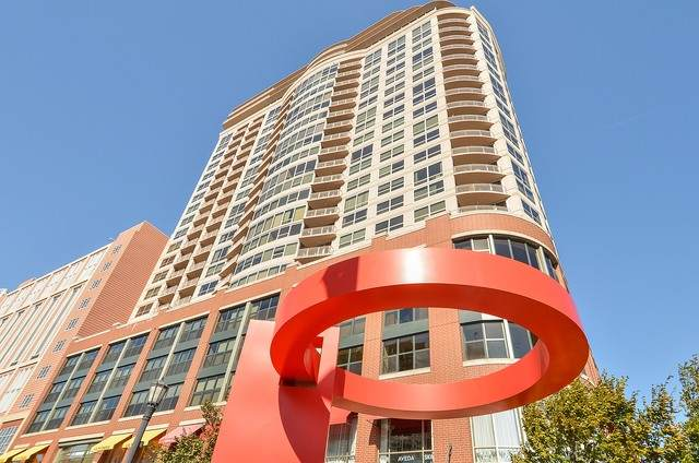 807 Davis Street #513, Evanston, IL 60201 (MLS #10650797) :: Property Consultants Realty